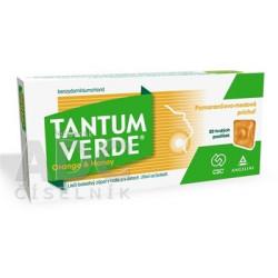 TANTUM VERDE Orange & Honey