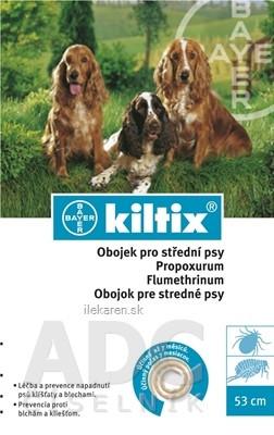 KILTIX obojok pre stredné psy