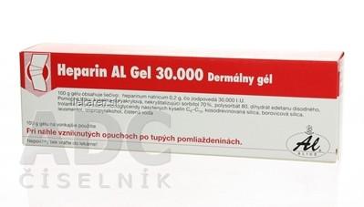 Heparin AL Gel 30 000