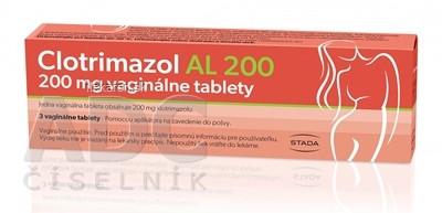 Clotrimazol AL 200